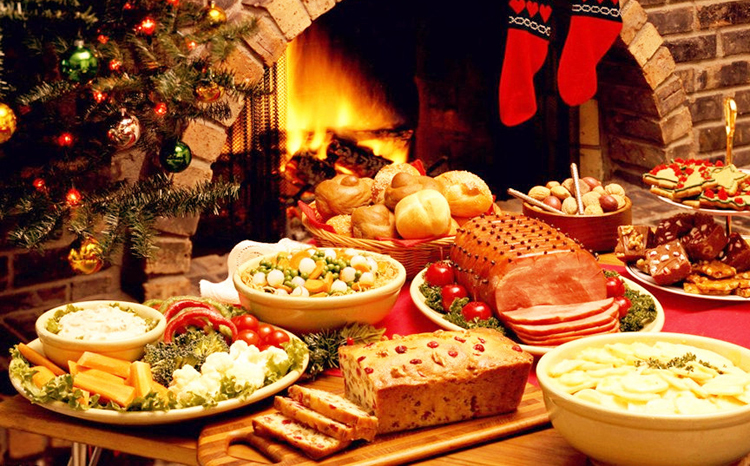 Christmas Foods To Try Out This Festive